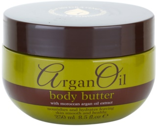 Argan Oil Hydrating Nourishing Cleansing burro corpo con olio di argan