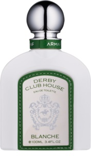 Armaf Derby Club House Blanche Eau de Toilette para homens 100 ml