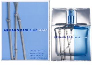 Armand Basi Blue Sport Eau de Toilette para homens 50 ml