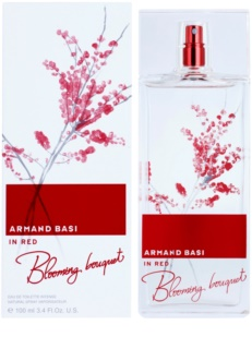 Armand Basi In Red Blooming Bouquet eau de toilette nőknek 100 ml