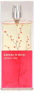 Armand Basi Sensual Red toaletná voda tester pre ženy 100 ml