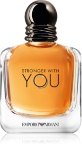 Armani Emporio Stronger With You eau de toilette per uomo 100 ml