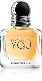 Armani Emporio Because It's You