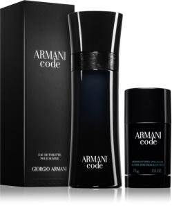 Armani Code darilni set – ugodno pakiranje