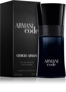 Armani Code toaletní voda pro muže 50 ml