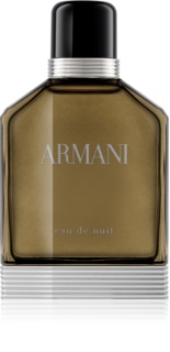 Armani Eau De Nuit Eau de Toilette for Men 100 ml