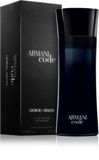 Armani Code toaletní voda pro muže 200 ml
