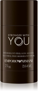 Armani Emporio Stronger With You deodorante stick per uomo
