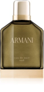 Armani Eau De Nuit Oud парфумована вода для чоловіків 100 мл