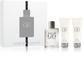 Armani Acqua di Giò Pour Homme poklon set X.