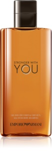 Armani Emporio Stronger With You gel doccia per uomo