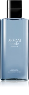 Armani Code Colonia Shower Gel for Men 200 ml
