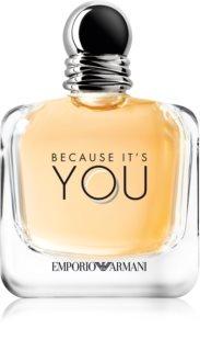 Armani Emporio Because It's You eau de parfum pour femme 150 ml