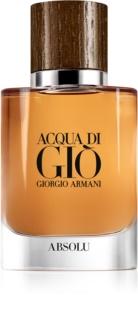 Armani Acqua di Giò Absolu woda perfumowana dla mężczyzn 40 ml