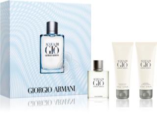 Armani Acqua di Giò Pour Homme coffret cadeau XXIV.