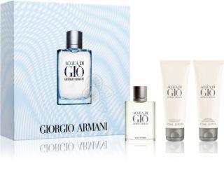 Armani Acqua di Giò Pour Homme Geschenkset XXIV.