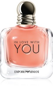 Armani Emporio In Love With You parfumovaná voda pre ženy 100 ml