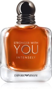 Armani Emporio Stronger With You Intensely eau de parfum voor Mannen  100 ml