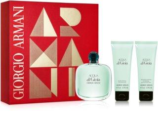 Armani Acqua di Gioia подарунковий набір XIV.
