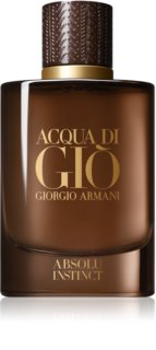 Armani Acqua di Giò Absolu Instinct eau de parfum pentru barbati 75 ml