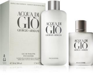 Armani Acqua di Giò Pour Homme set cadou IV.