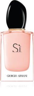 Armani Sì  Fiori Eau de Parfum für Damen 50 ml