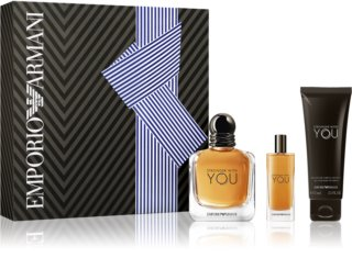 Armani Emporio Stronger With You darilni set I.
