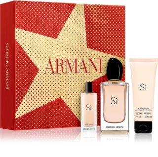 Armani Sì  poklon set V. za žene