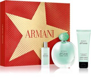 Armani Acqua di Gioia poklon set IV. za žene