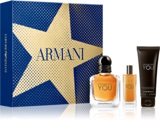 Armani Emporio Stronger With You Gift Set VI. for Men