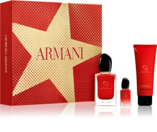 Armani Sì  Passione Gift Set  voor Vrouwen