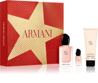 Armani Sì  Fiori Presentförpackning V. för Kvinnor