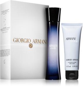 Armani Code Woman подаръчен комплект XI.
