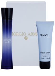 Armani Code Woman Gift Set  XI.