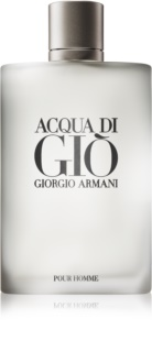Armani Acqua di Gio Pour Homme Eau de Toilette for Men 200 ml