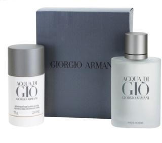 Armani Acqua di Gio Pour Homme coffret V.