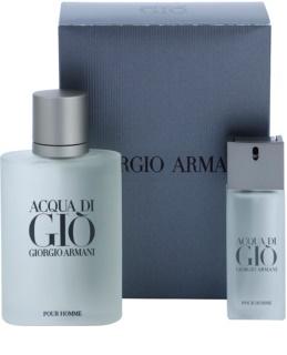 Armani Acqua di Gio Pour Homme dárková sada XXII.