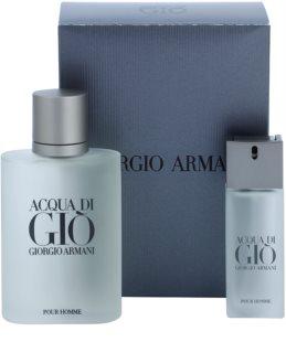 Armani Acqua di Gio Pour Homme darčeková sada XXII.