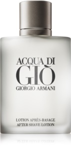 Armani Acqua di Gio Pour Homme Aftershave lotion  voor Mannen 100 ml