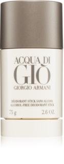 Armani Acqua di Gio Pour Homme Deodorant Stick for Men 75 ml