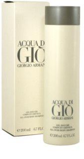 Armani Acqua di Gio Pour Homme Shower Gel for Men 200 ml