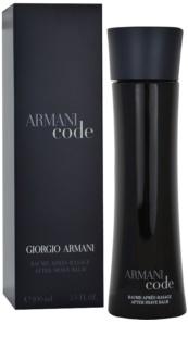 Armani Code Aftershave Balsem  voor Mannen 100 ml