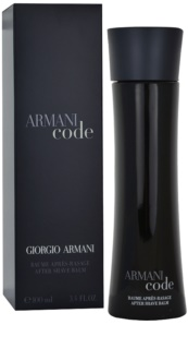 Armani Code After Shave Balsam für Herren 100 ml