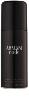 Armani Code deospray za muškarce 150 ml