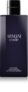 Armani Code tusfürdő férfiaknak 200 ml