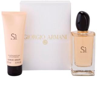 Armani Si подаръчен комплект I.