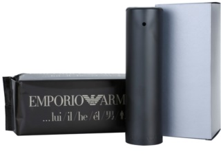 Armani Emporio He Eau de Toilette for Men 100 ml