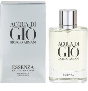 Armani Acqua di Gio Essenza eau de parfum pentru barbati 75 ml