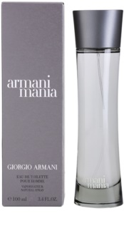 Armani Mania for Men eau de toilette para hombre 100 ml