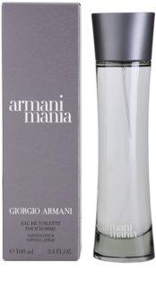 Armani Mania for Men Eau de Toilette für Herren 100 ml